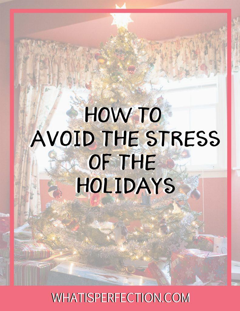 stressoftheholidays