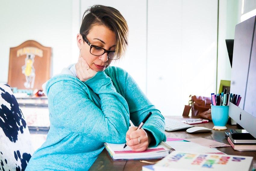 How to Plan Your Day: My Erin Condren Planner